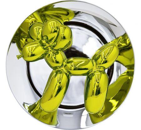 Sin Técnico Koons - Balloon Dog Yellow