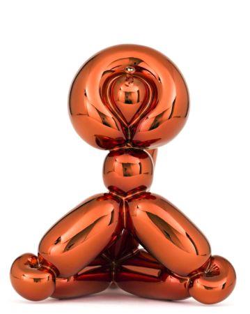 Sin Técnico Koons - Balloon Monkey (Orange)