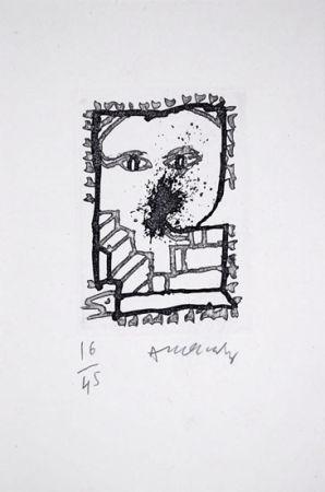 Libro Ilustrado Alechinsky - Baluchon et ricochets - nrf