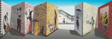 Múltiple Hughes - Banksy