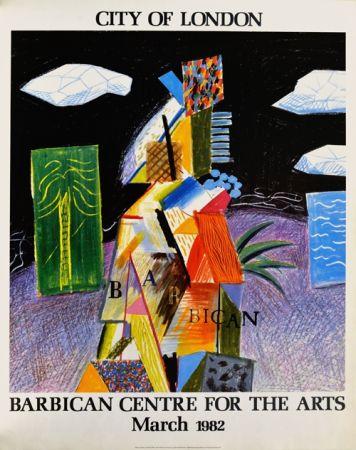 Sin Técnico Hockney - Barbican Centre for the Arts