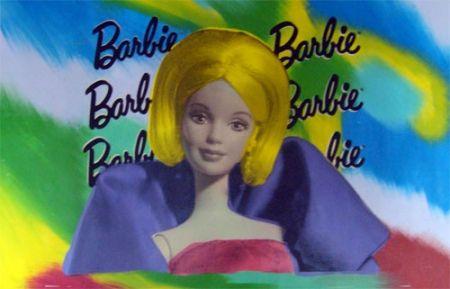 Serigrafía Kaufman - Barbie I
