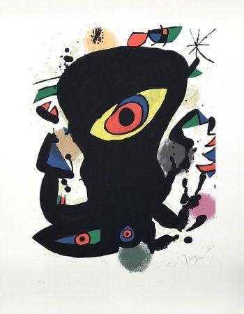Litografía Miró - Barcelona