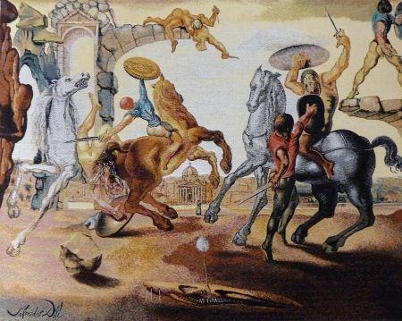 Múltiple Dali - Bataille autour d'un pissenlit