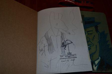 Libro Ilustrado Spiegelman - Be a Nose! (with an original pencil drawing of
