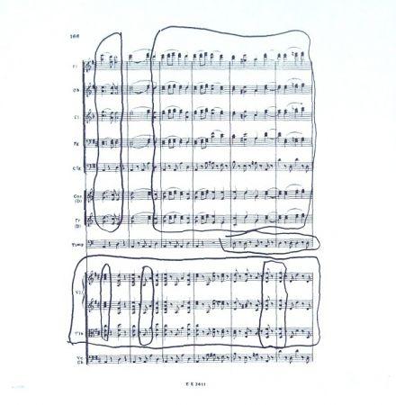 Libro Ilustrado Chiari - Beethoven Sinfonia, n. 9 in d. minore opera 125. Pensieri e immagini di Daria