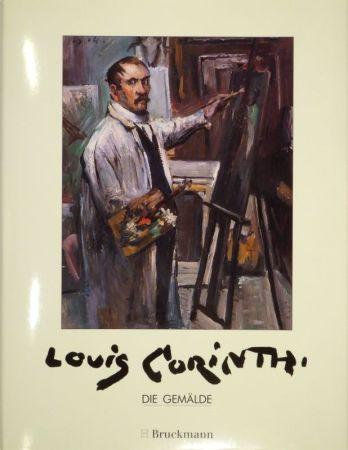 Libro Ilustrado Corinth - BEREND-CORINTH, Charlotte. Lovis Corinth. Die Gemälde. Werkverzeichnis.