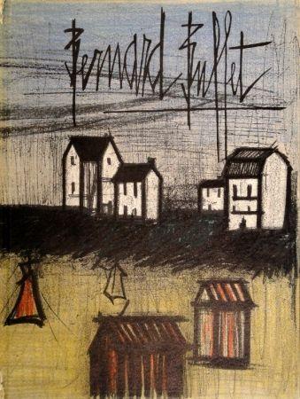 Libro Ilustrado Buffet - Bernard Buffet. Werkverzeichnis der Lithographien. 1952-1966.
