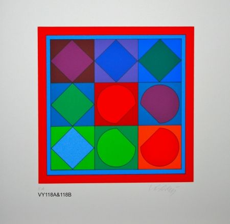 Sin Técnico Vasarely - Berryl