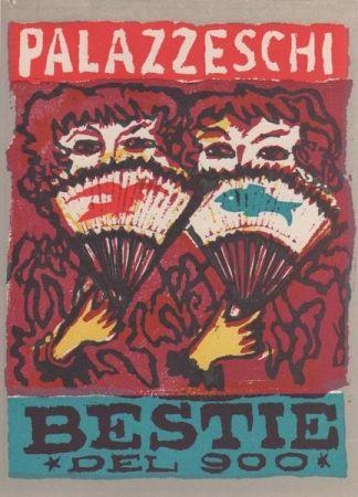 Libro Ilustrado Maccari - Bestie del 900