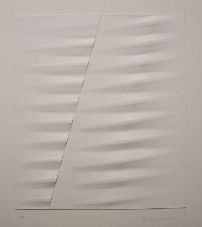 Relieve Bonalumi - Bianco