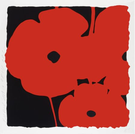 Serigrafía Sultan - Big Poppies