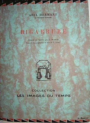 Libro Ilustrado Icart - Bigarrure