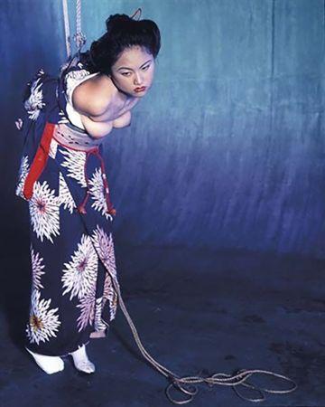 Fotografía Araki - Binding
