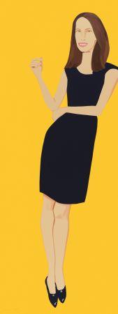 Serigrafía Katz - Black Dress - Christy