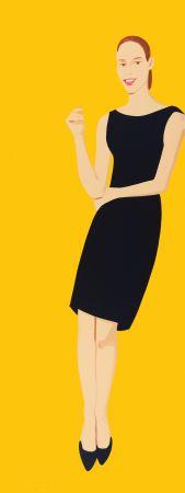 Serigrafía Katz - Black Dress - Ulla