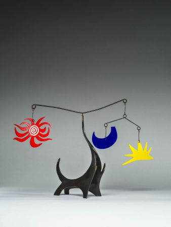 Múltiple Calder - Black Elephant