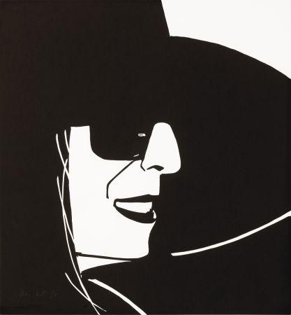Grabado En Madera Katz - Black Hat (Ada)