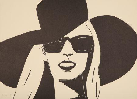 Grabado En Madera Katz - Black Hat (Nicole)