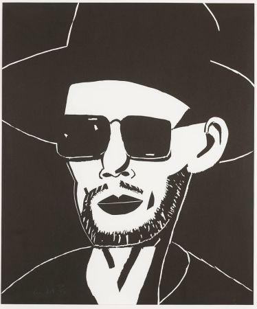 Grabado En Madera Katz - Black Hat Tim Eitel