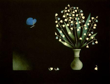 Manera Negra Avati - Bleu, le pappilon