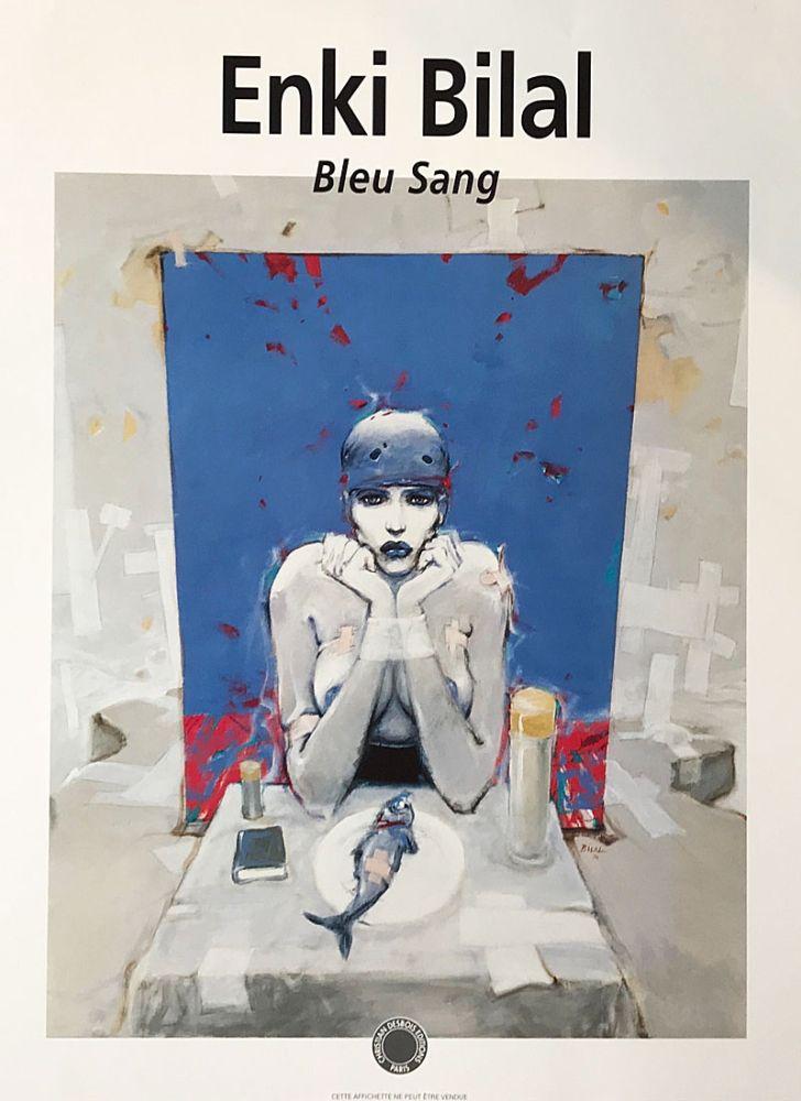 Offset Bilal - Bleu Sang (1994)