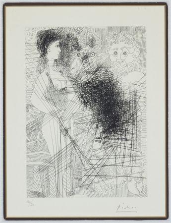 Grabado Picasso - Bloch 1662 (347 Series)