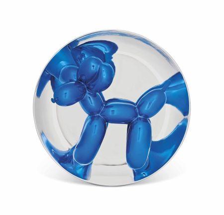 Sin Técnico Koons - Blue Balloon Dog