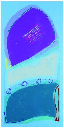 Serigrafía Frost - Blue Rondo