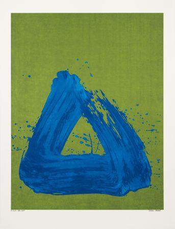 Serigrafía Verdier - Blue Spirit