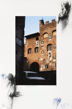 Estampa Numérica Pignon-Ernest - Boccaccio/Certaldo