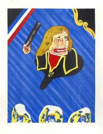 Litografía Arroyo - Bonaparte