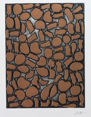 Aguatinta Arman - Bonjour Max Ernst