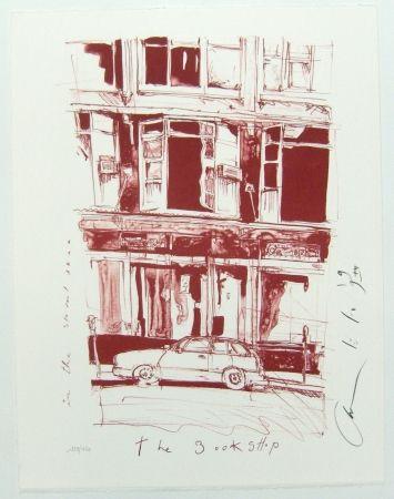 Litografía Couture - Bookshop