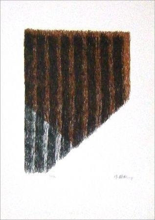 Litografía Ubac - Bout Du Champ