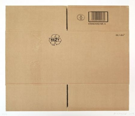 Litografía Faldbakken - Box 2