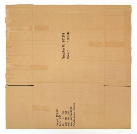 Litografía Faldbakken - Box 3