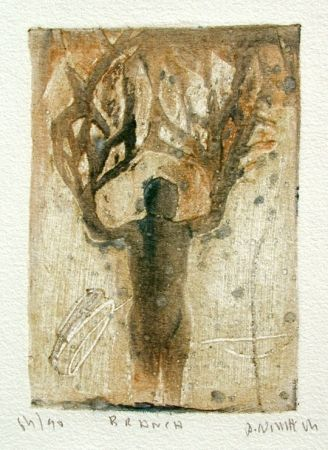 Aguafuerte Gorodine - Branch (2004)