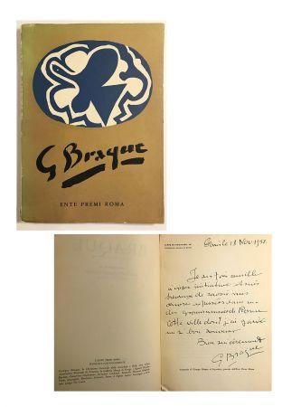 Libro Ilustrado Braque - Braque (1958)