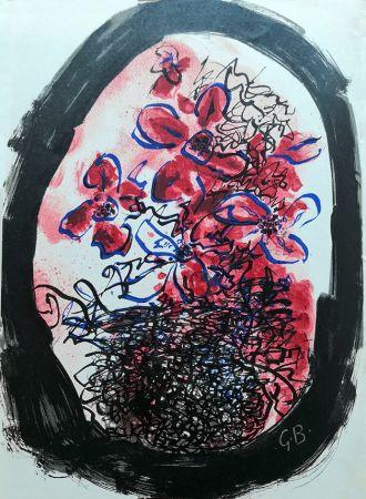 Libro Ilustrado Braque - Braque Lithographe