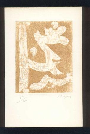 Libro Ilustrado Bryen - BUTOR (Michel). Bryen en temps conjugués.