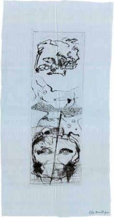 Libro Ilustrado Dufour  - BUTOR (Michel). La Banlieue de l'aube à l'aurore.