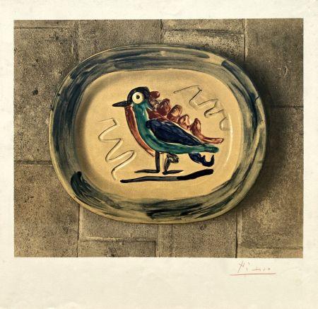 Litografía Picasso - Céramique