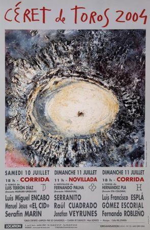 Cartel Barcelo - Céret de Toros