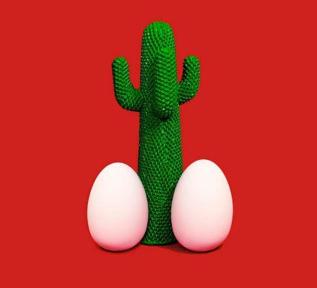 Sin Técnico Cattelan - Cactus God