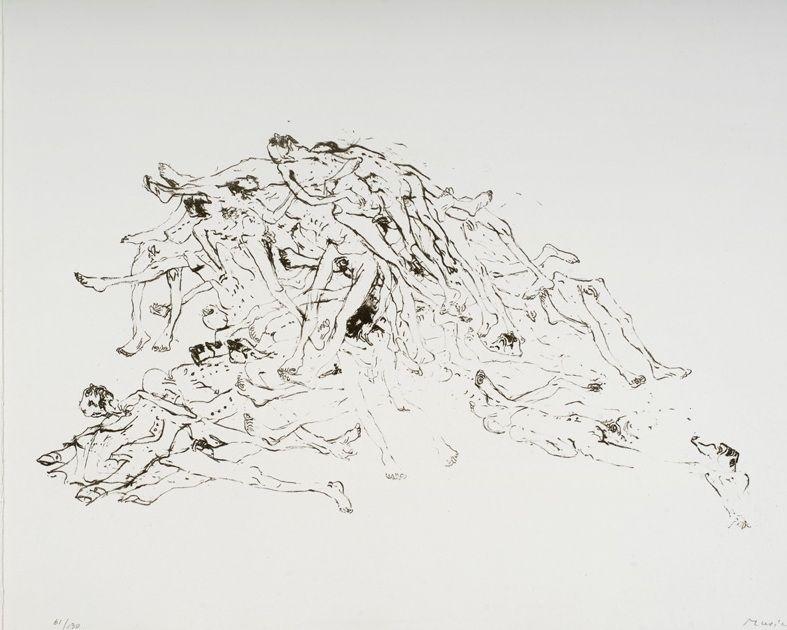 Litografía Music - Cadastre de Cadavres