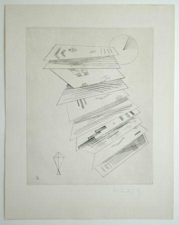 Grabado Kandinsky - Cahiers d'Art