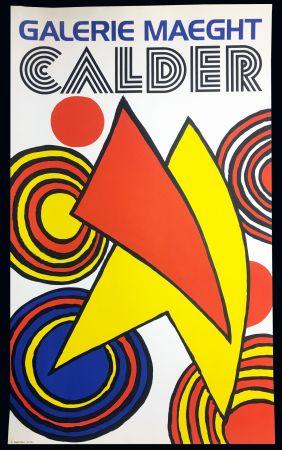 Cartel Calder - CALDER 73 :