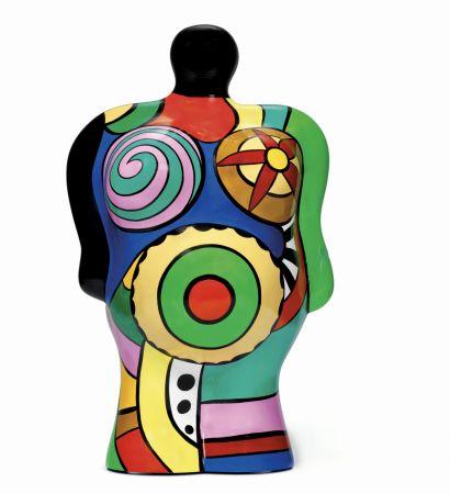 Múltiple De Saint Phalle - California Nana vase,