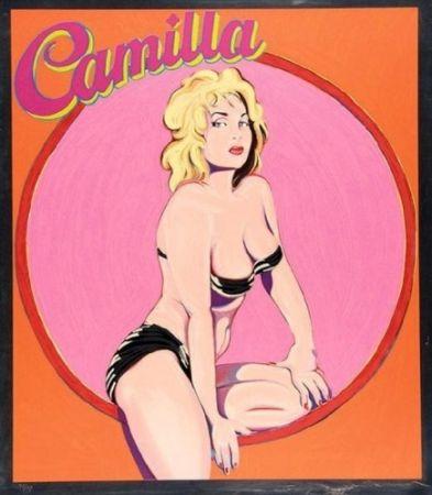Serigrafía Ramos - Camilla